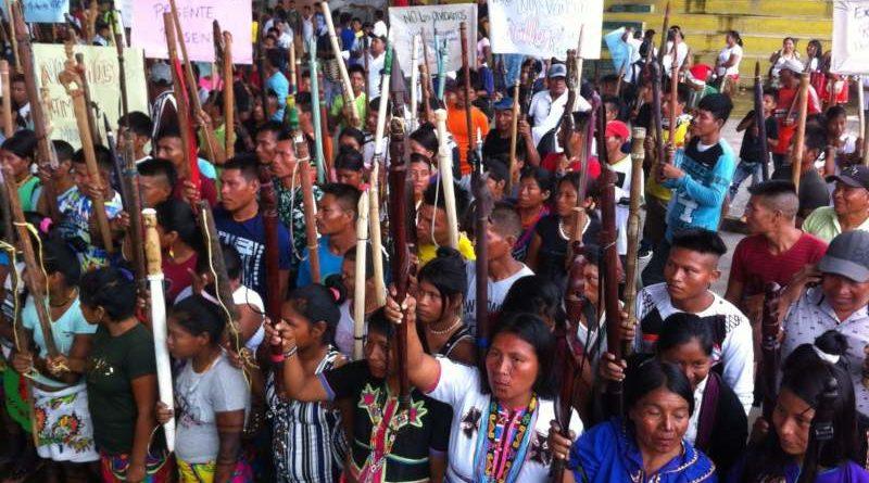 Indígenas del Chocó resisten ante graves violaciones de DDHH