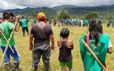 [Video] Así se vivió el Paro Nacional en el Chocó