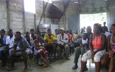 Alerta por confinamiento de 148 familias en Chocó