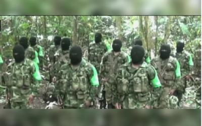 Paramilitares de las AGC amenazan a indígenas embera de Urada en Jiguamiandó