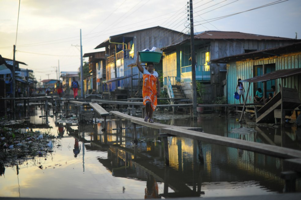 La Caravana Humanitaria por la Vida del Bajo Atrato