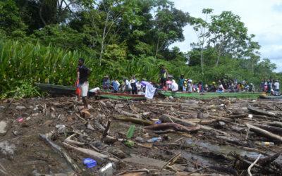 La caravana humanitaria del Chocó